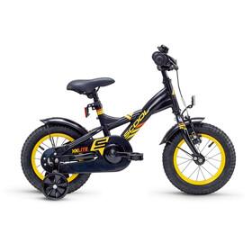 s'cool XXlite 12 - Vélo enfant - steel noir